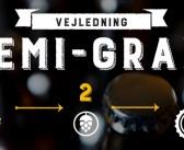 Trin for trin vejledning til semi-grain ølbrygning